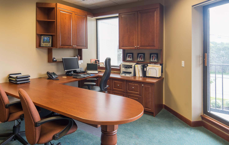 Steven Cabinets Office Job