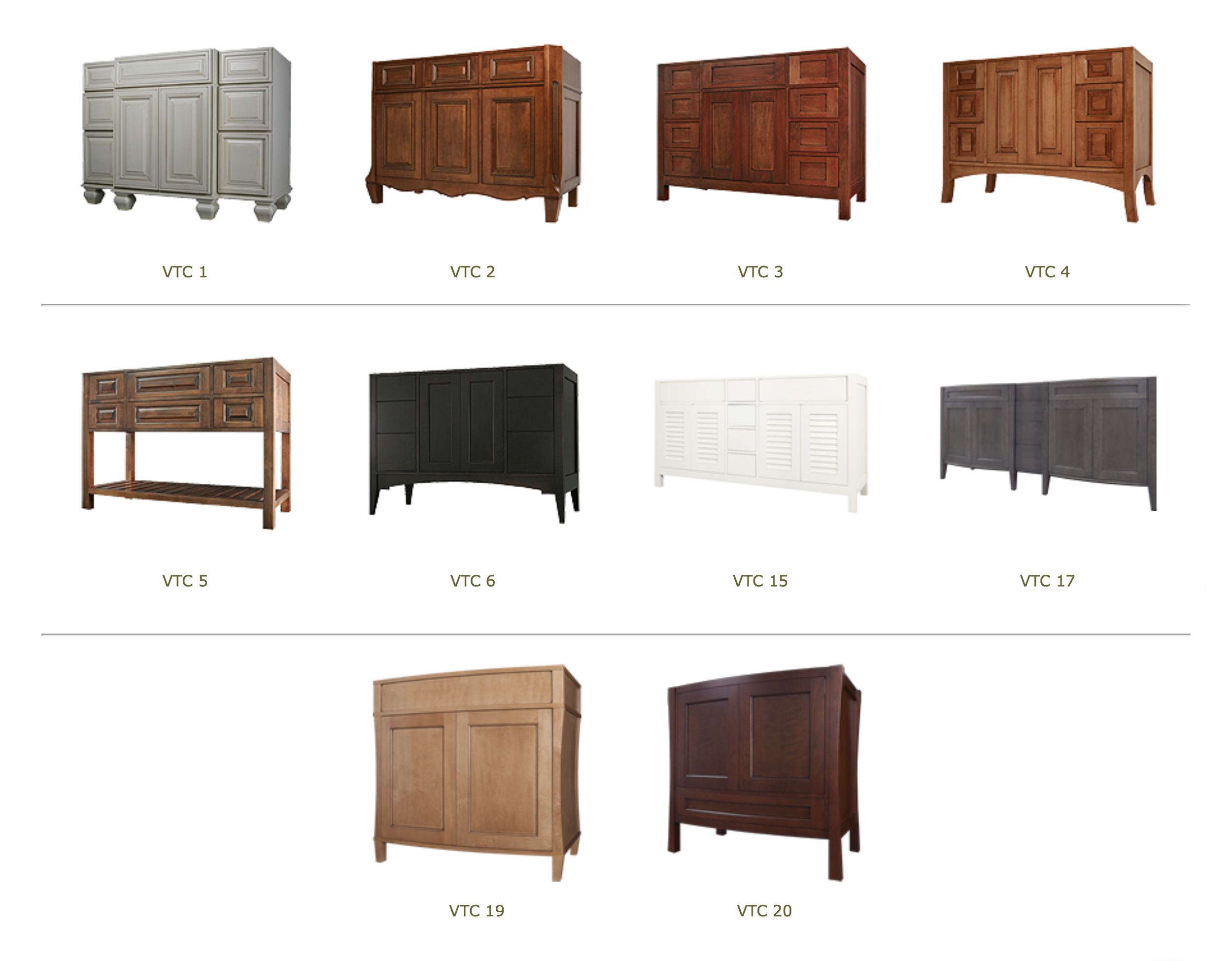 Steven Cabinets, Minneapolis MN  Shiloh Cabinetry Line