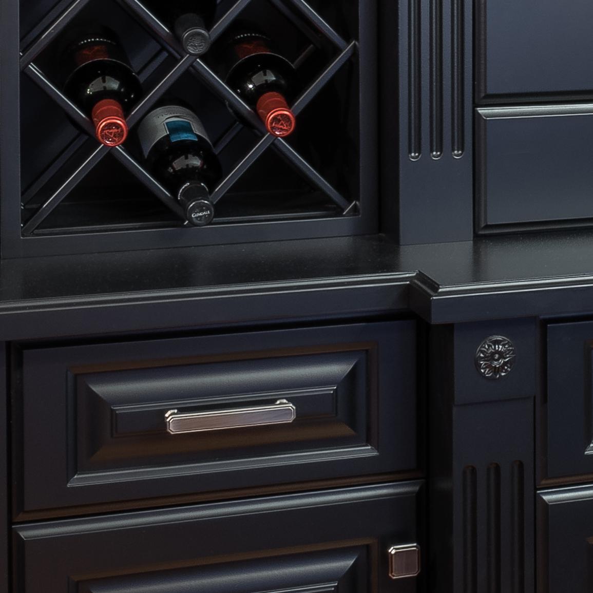 Custom Buffet Detail