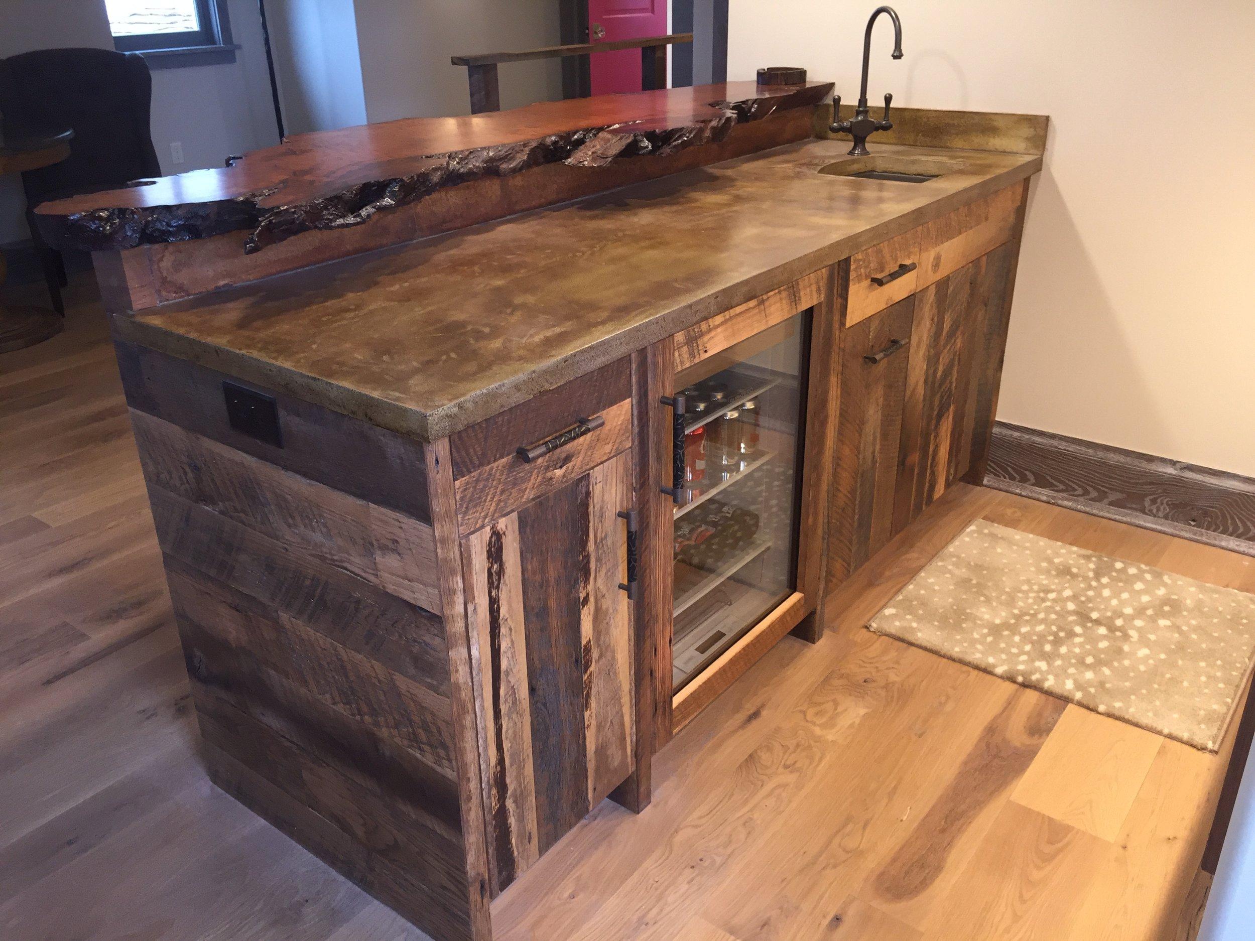 Rustic Wine Bar