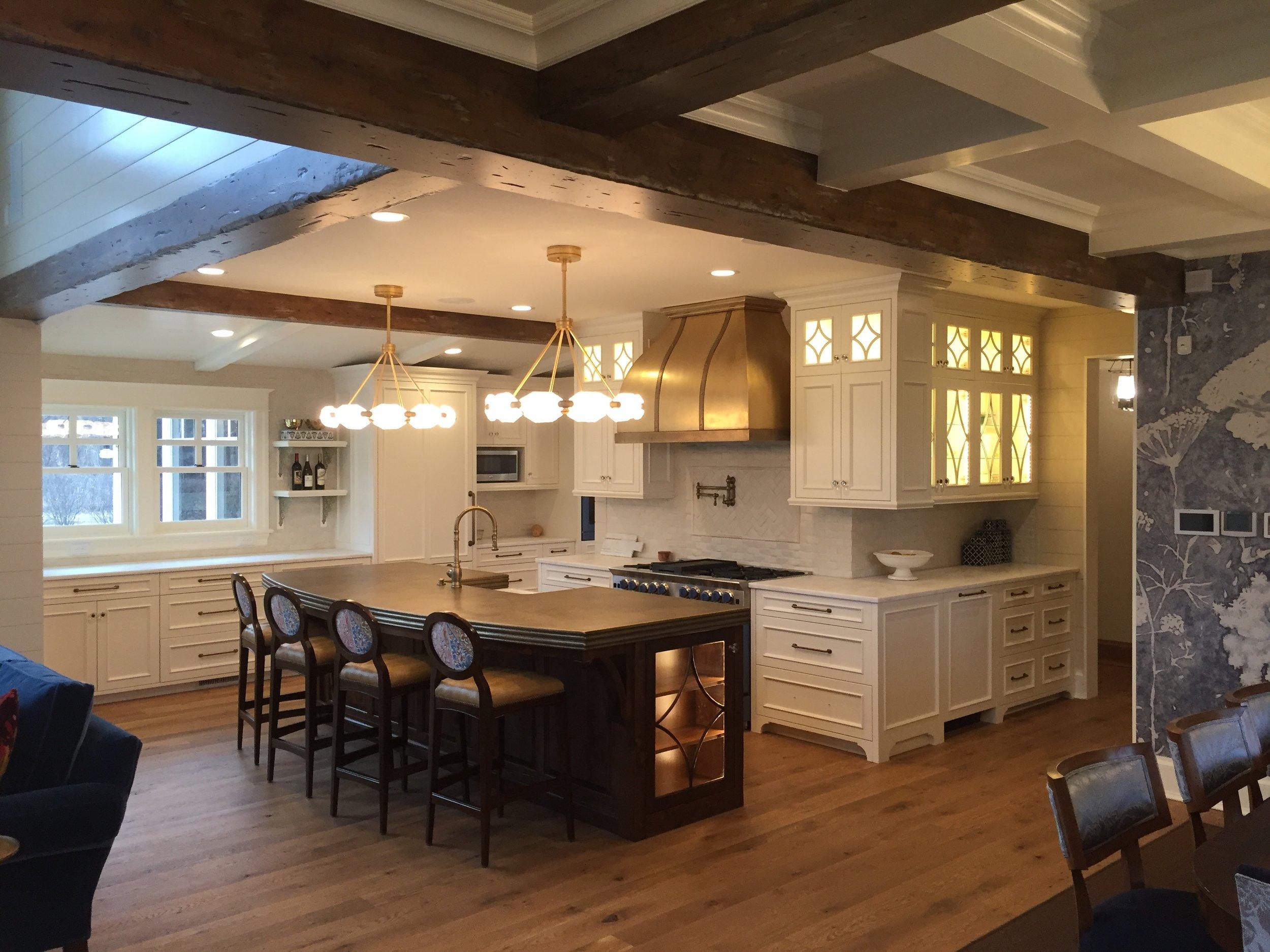 Spacious Luxury Kitchen