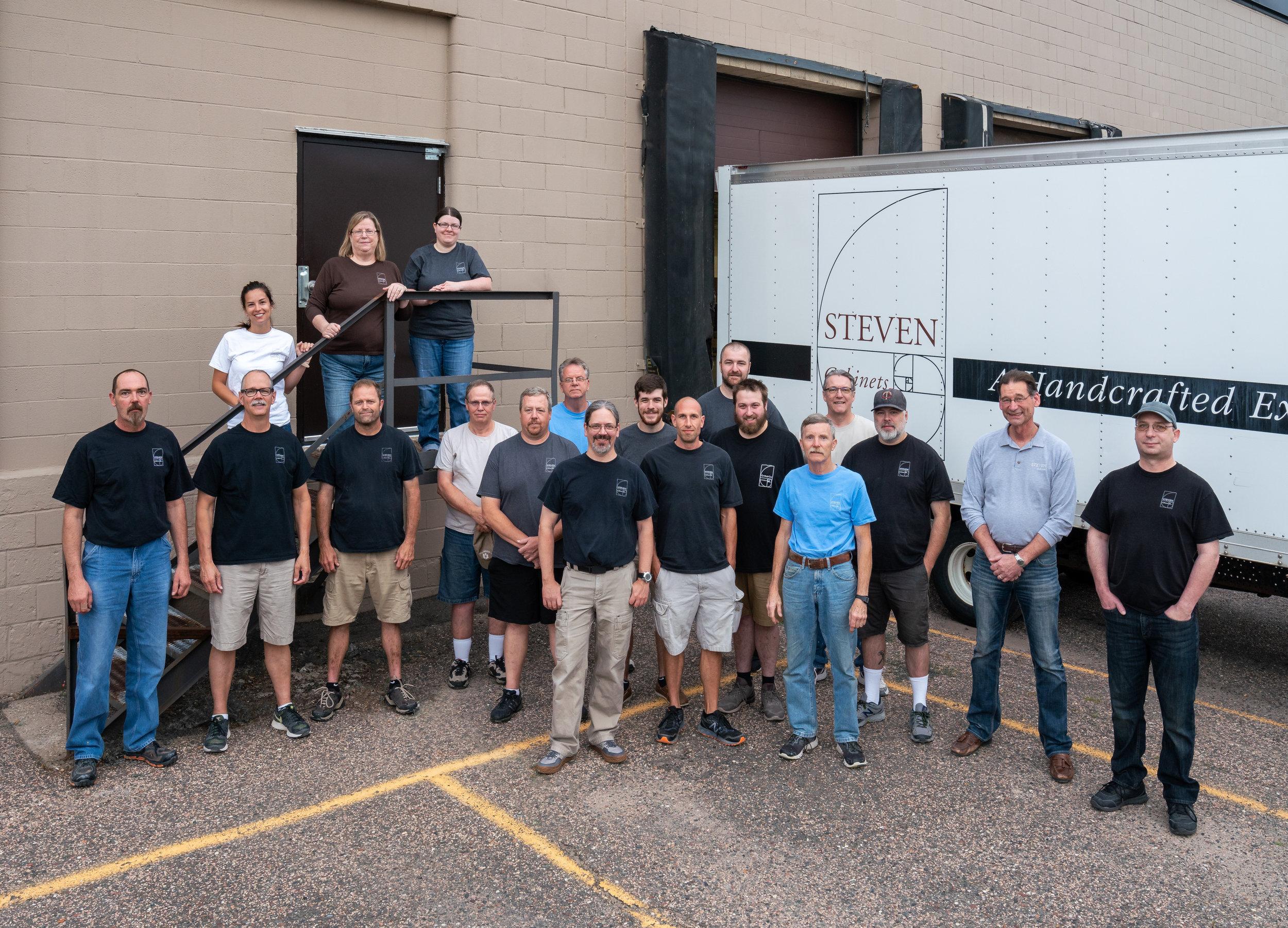Steven Cabinets Company Photo 2018