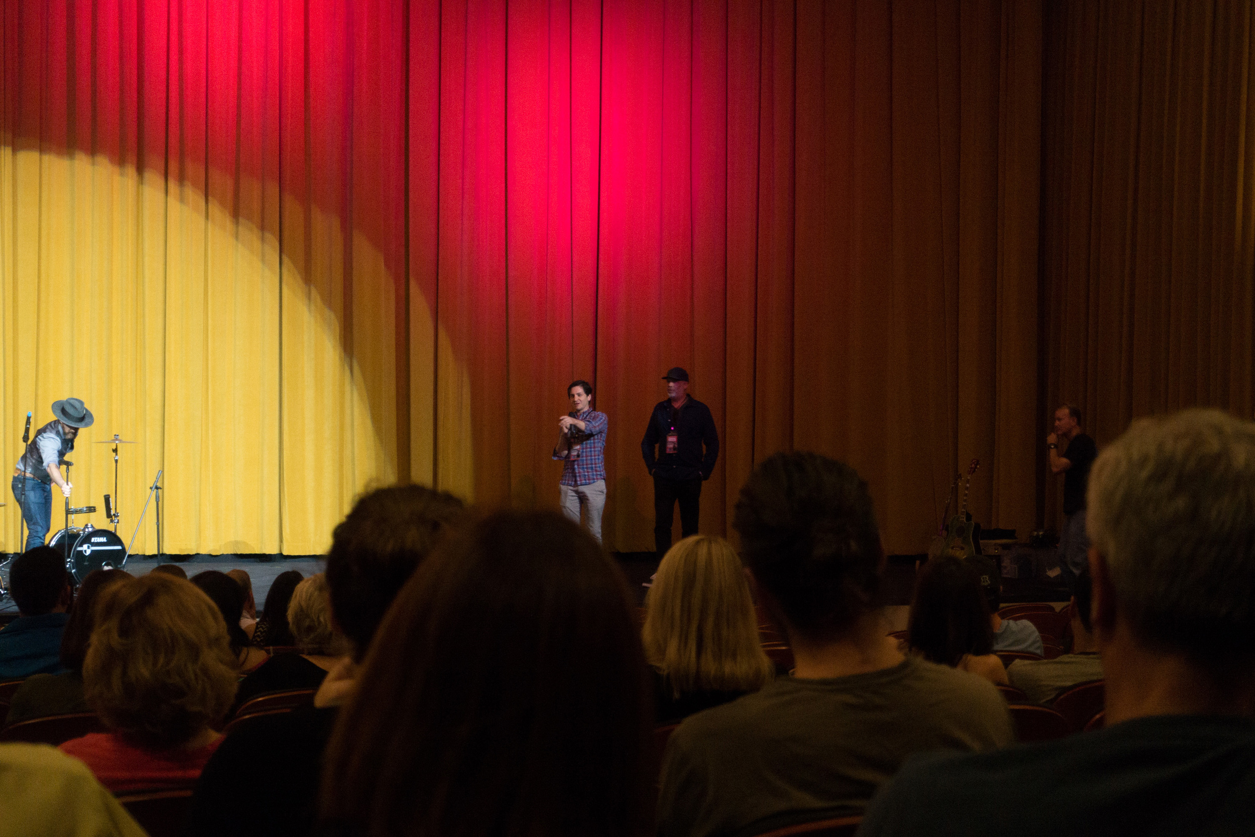 Quick Q&A after the film.