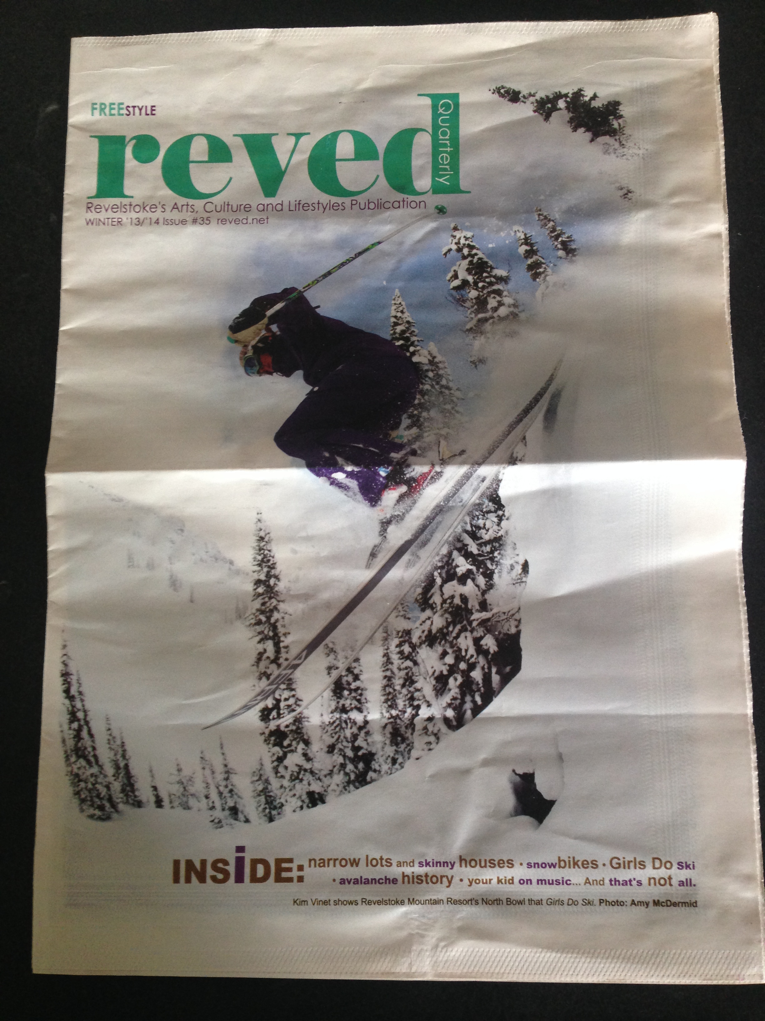 Cover Reved Quarterly