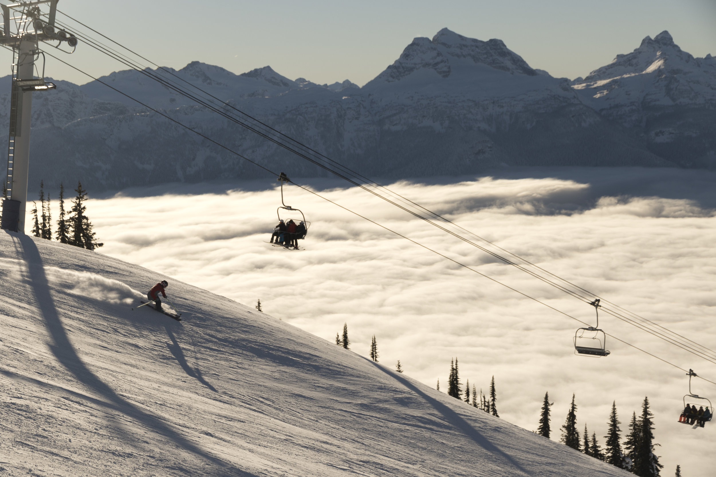 REVELSTOKE MOUNTAIN RESORT - The most skiable vertical in North America