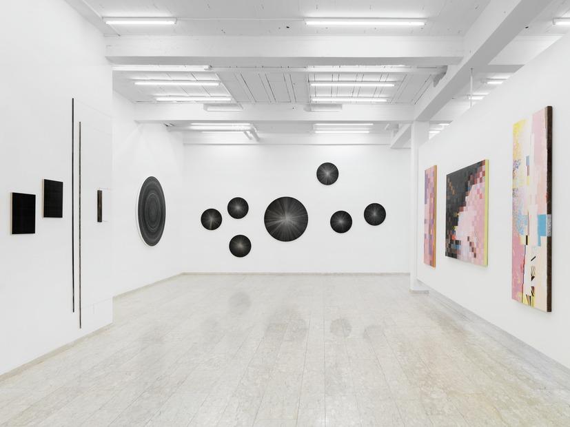 2010: Jeremy Gilbert-Rolfe and Michelle Grabner, Anne Mosseri-Marlio Galerie, Zurich, Switzerland