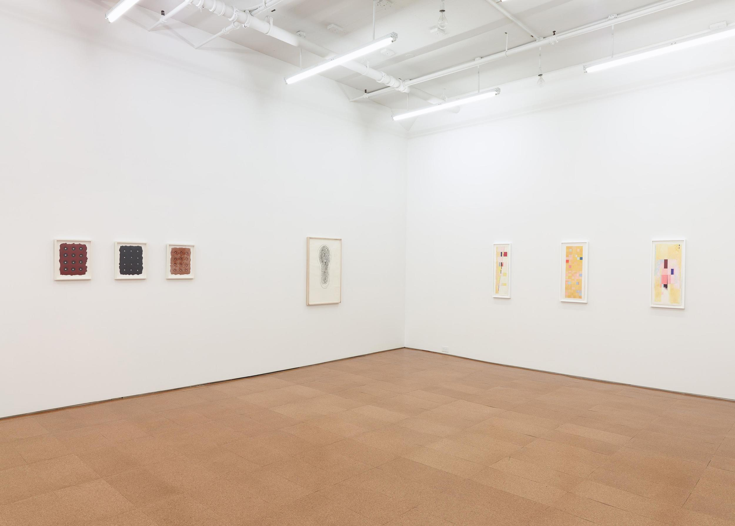 2013: Broken Spaces, at Alexander Gray Associates, New York