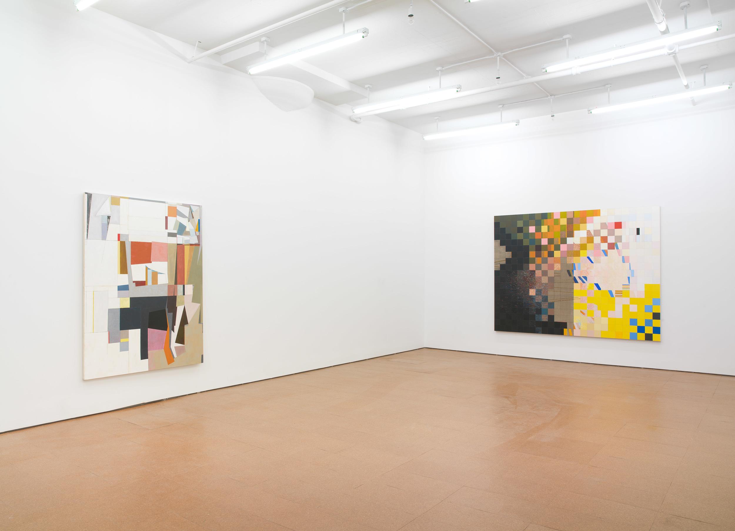 2010: Jeremy Gilbert-Rolfe at Alexander Gray Associates, New York