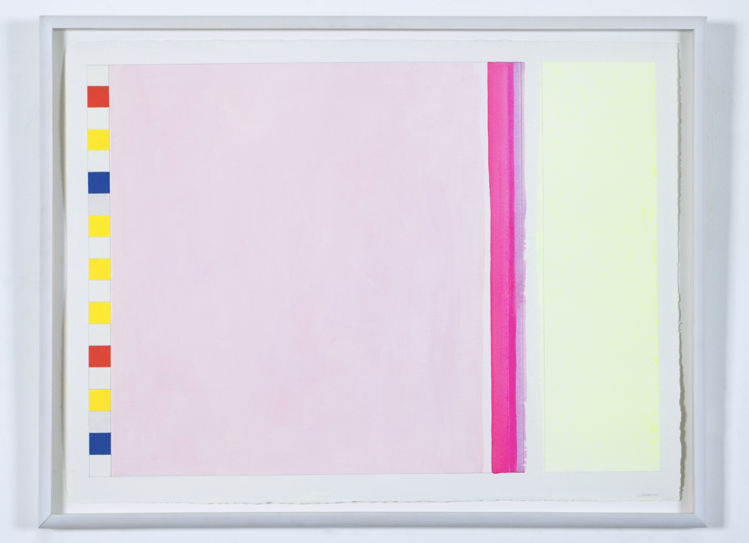 """Untitled (PG19), 2002, 20 3/16""""x27 15/16"""" (image), 22 3/4""""x30 3/8"""" (paper)"""