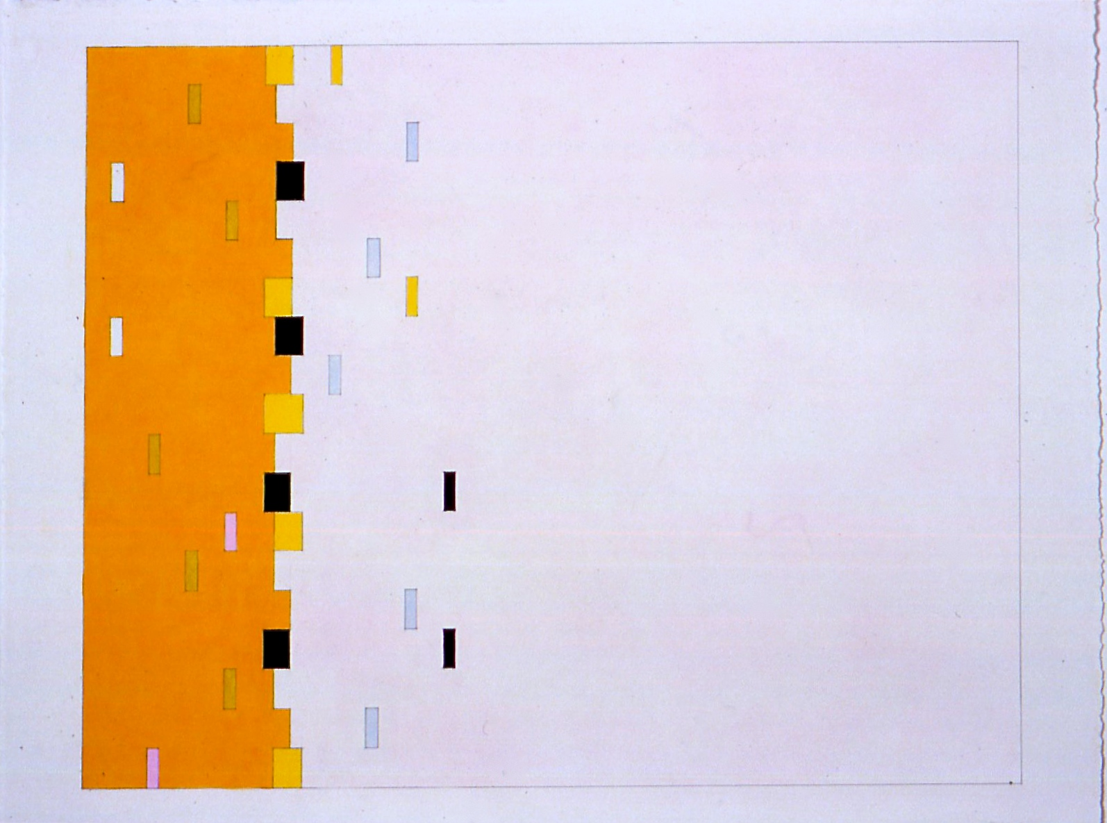 """Untitled (PG11), 2002, 20 3/16""""x25 15/16"""" (image), 23x30 1/2"""" (paper)"""