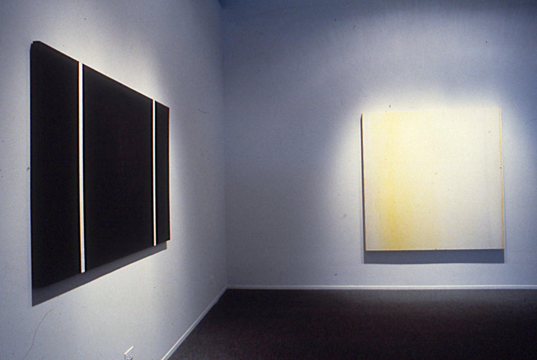 1994: CLARITY inst. Mark Moore Gallery, Santa Monica, 1994. John McLaughlin, JGR 3