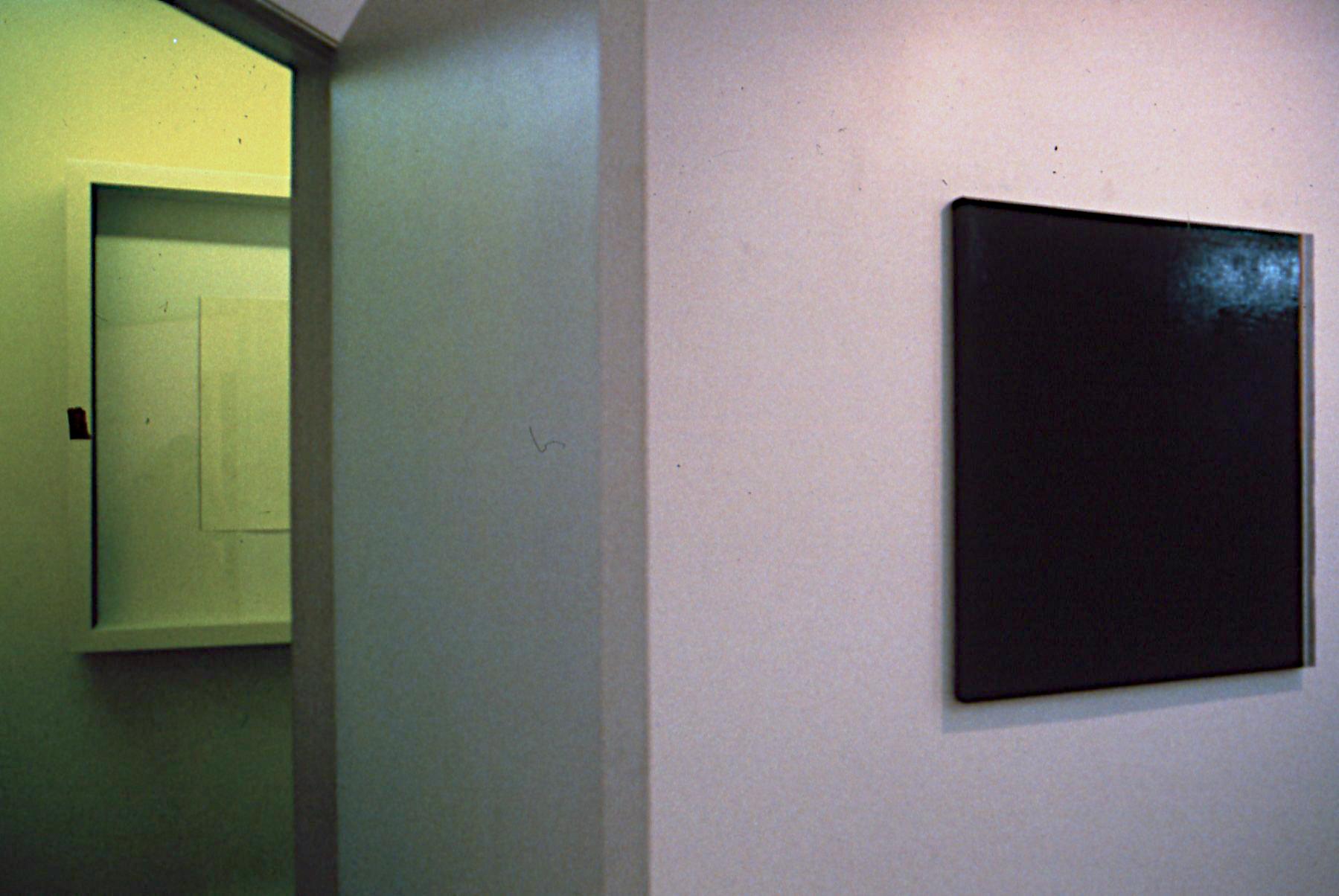 Tyler installation photo, 1988