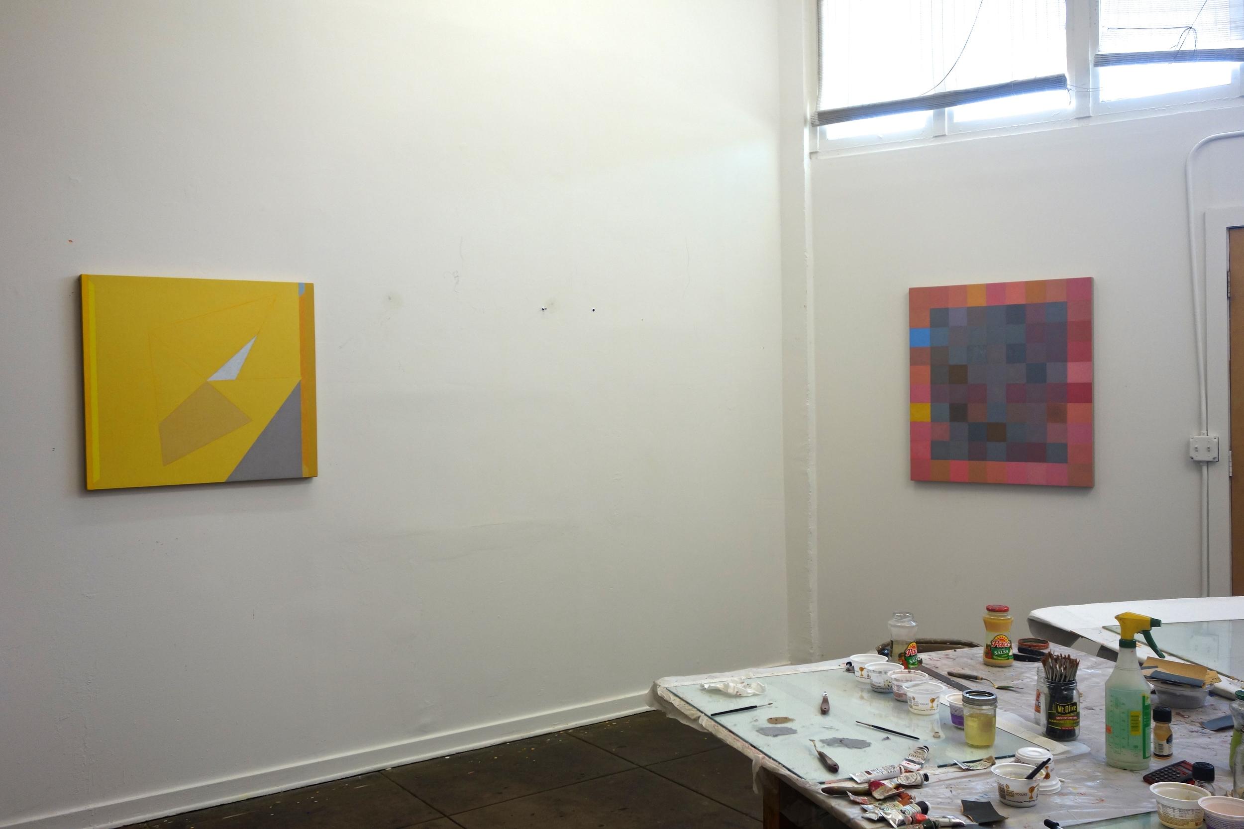 Works on Progress, August 2015