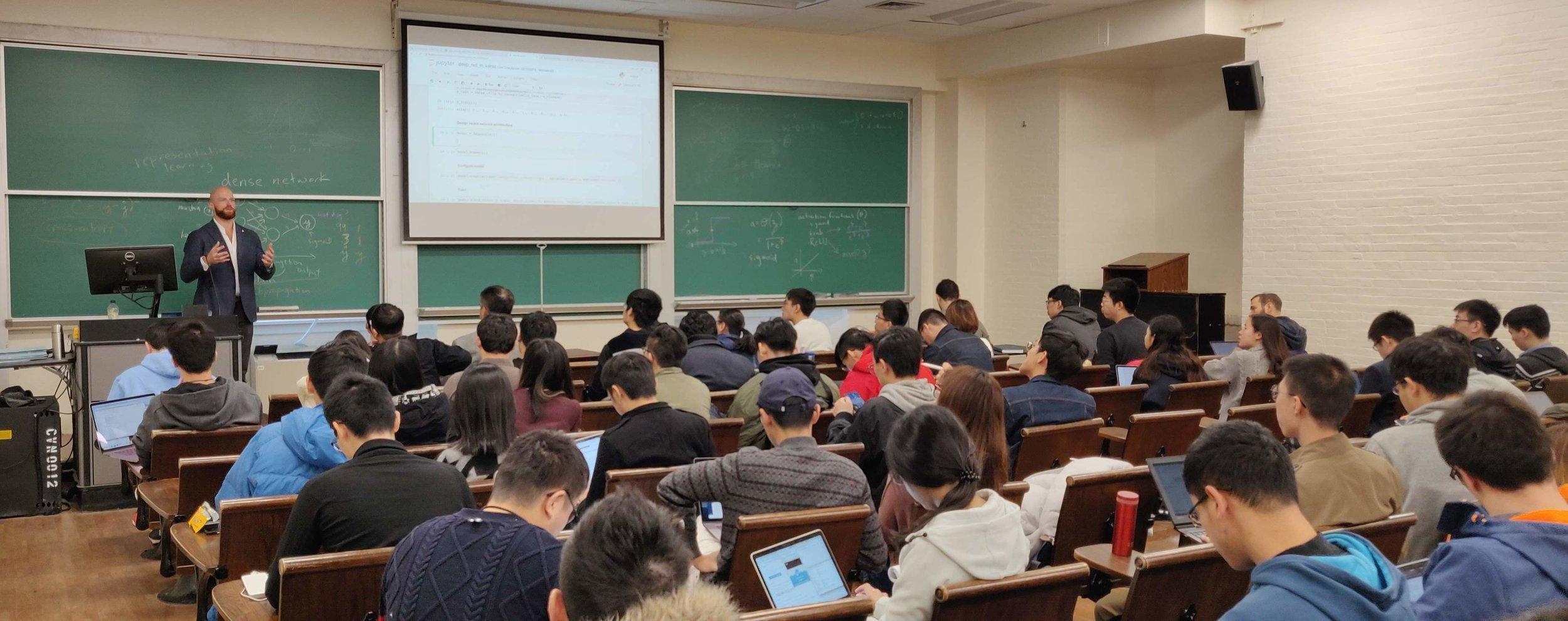 jon-krohn-lecturing-at-columbia-university
