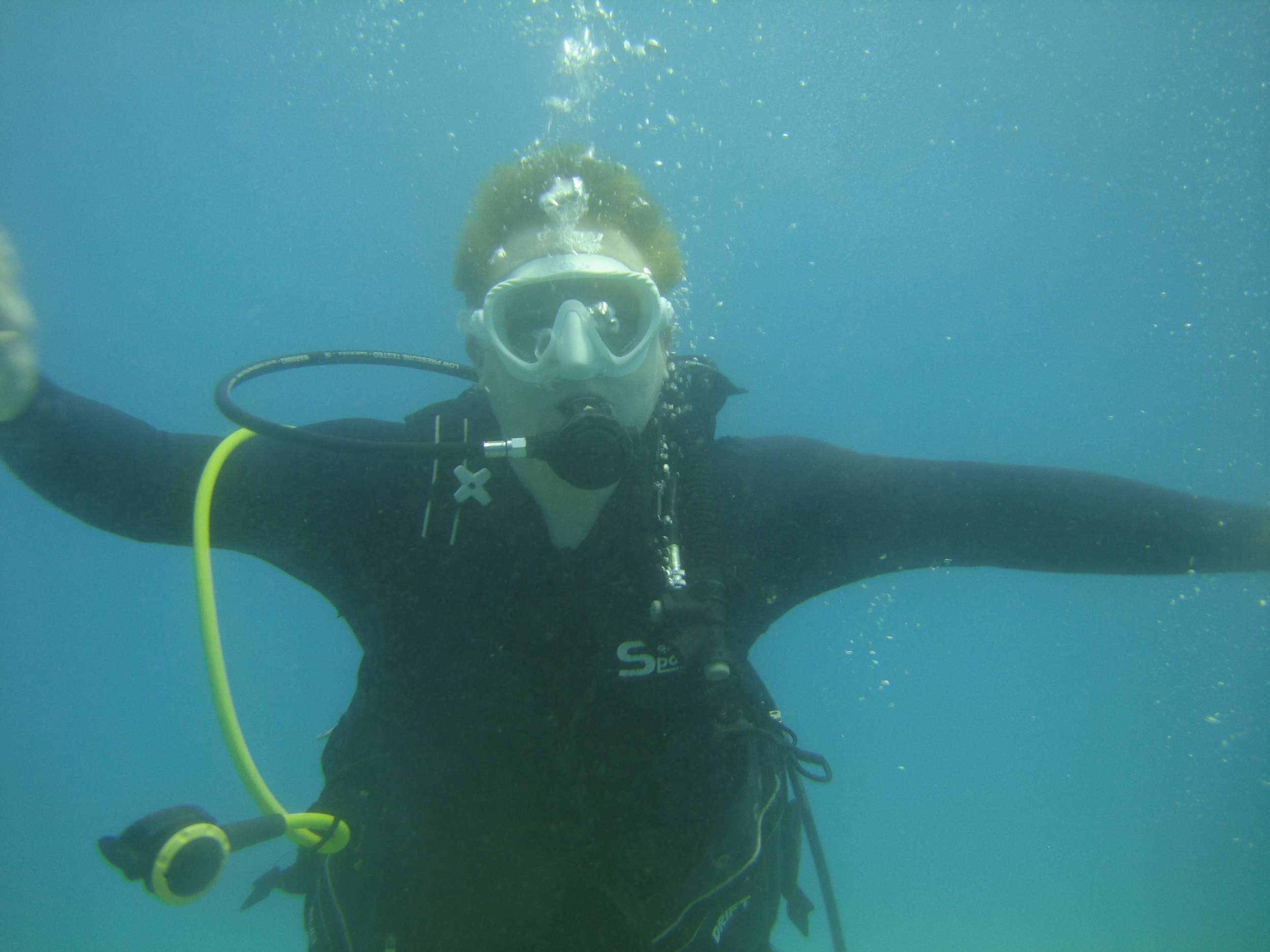 Johnathon  WARNING-your addicted to SCUBA