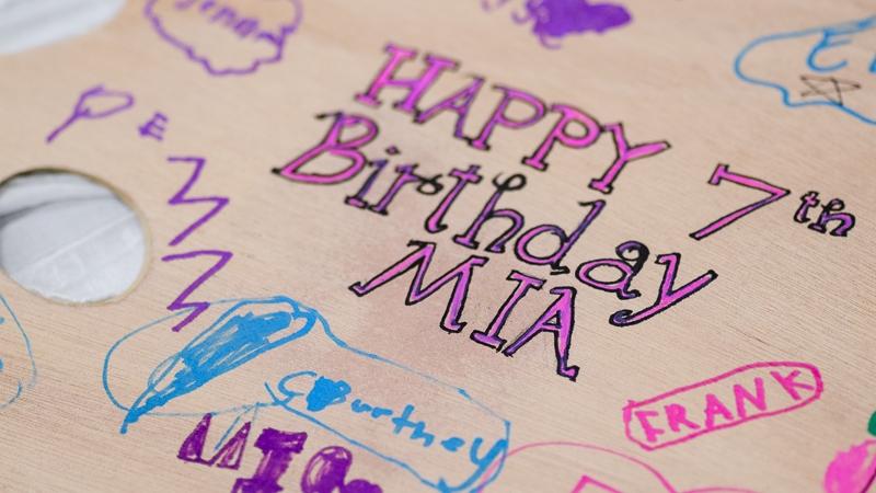art party birthday bakersfield