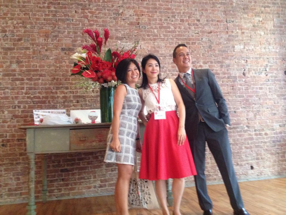 Mela Bolinao, Jess Lam, & Jon Bolinao are MB Artists Inc.