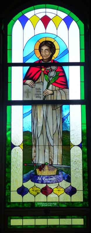 Saint Casimir, 2012, Saint Margaret's, Seattle.jpg