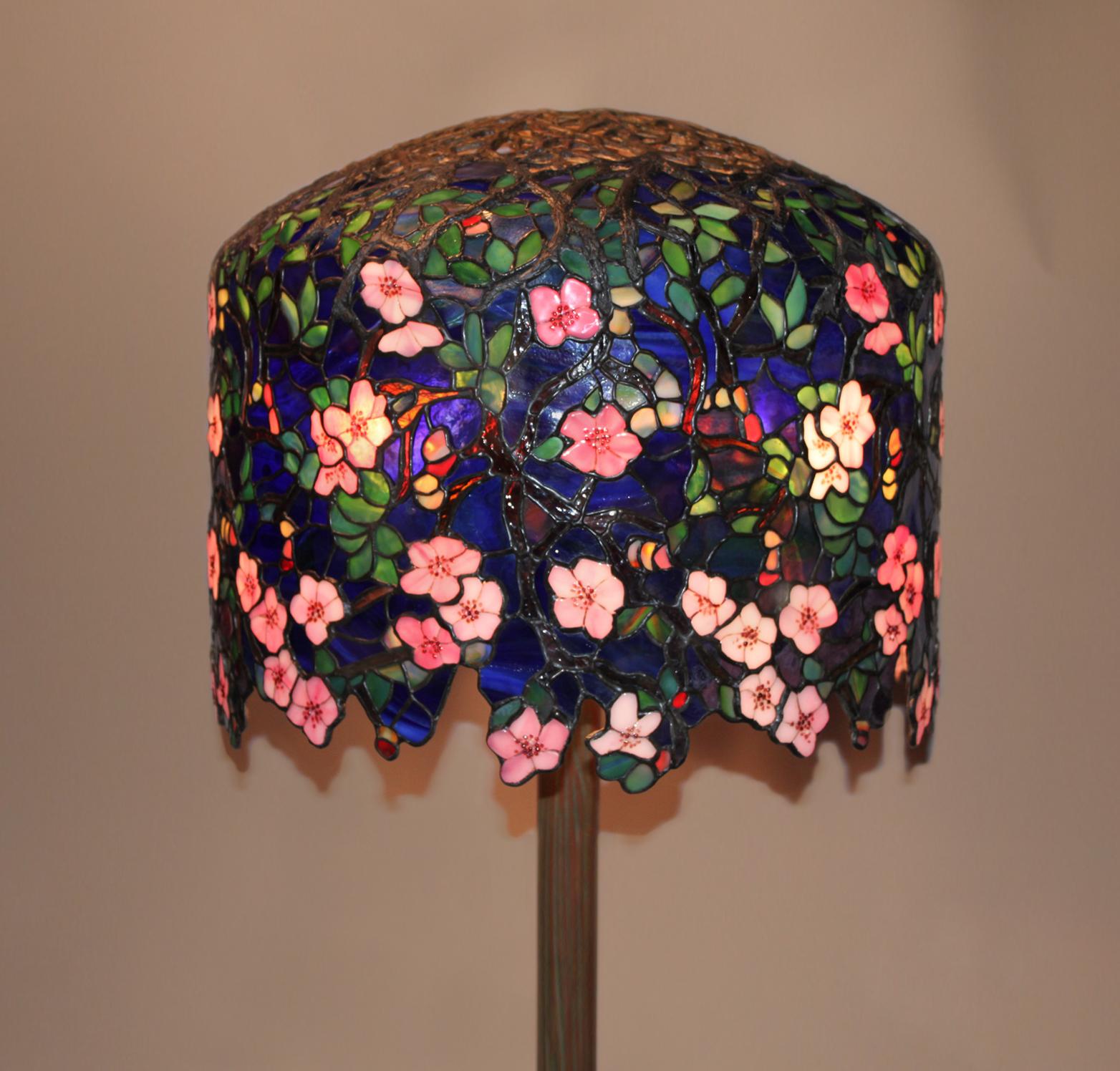 "18"" Cherry Blossom - Gail Hapeman"
