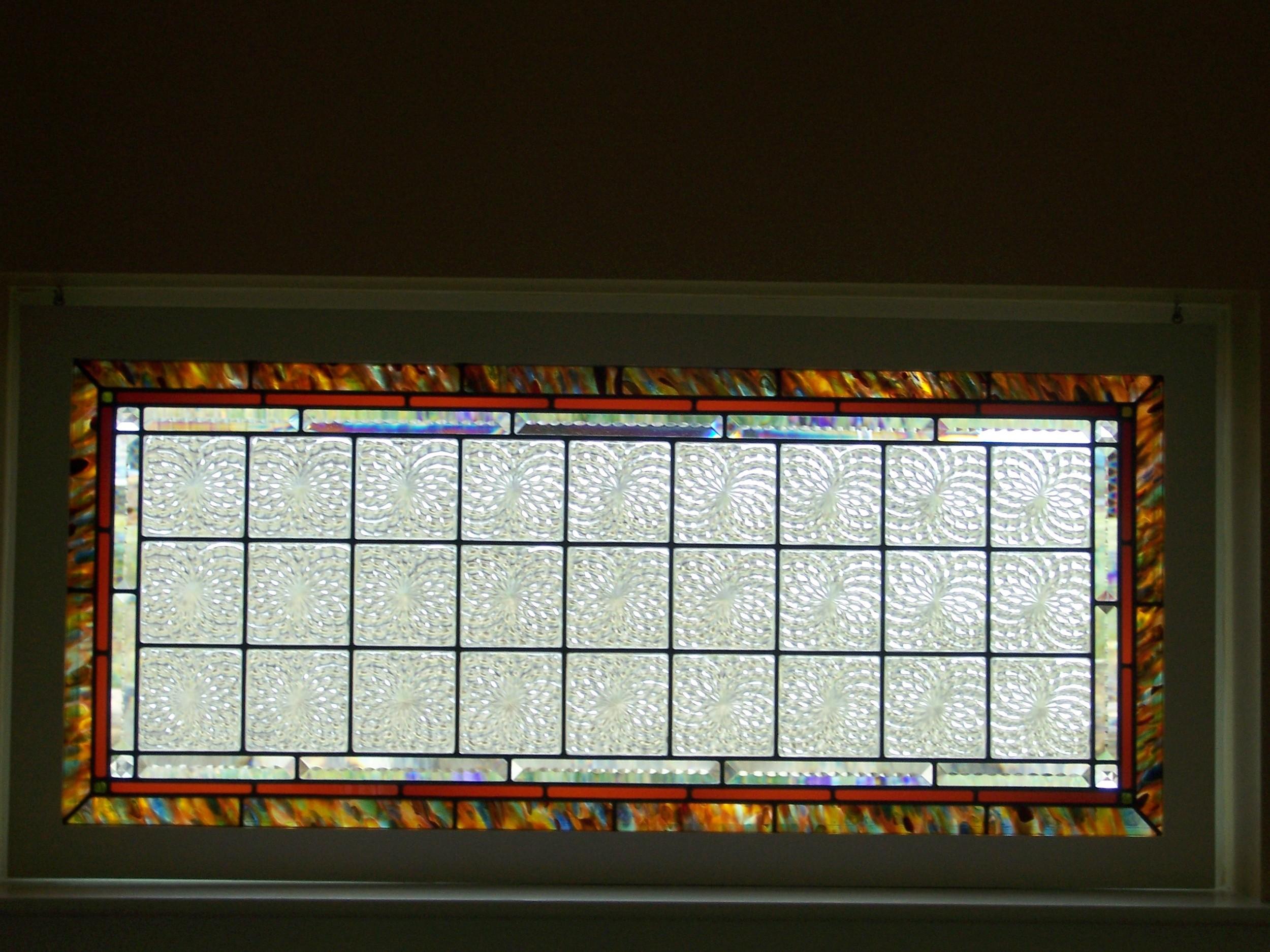Bathroom window at the River House.JPG