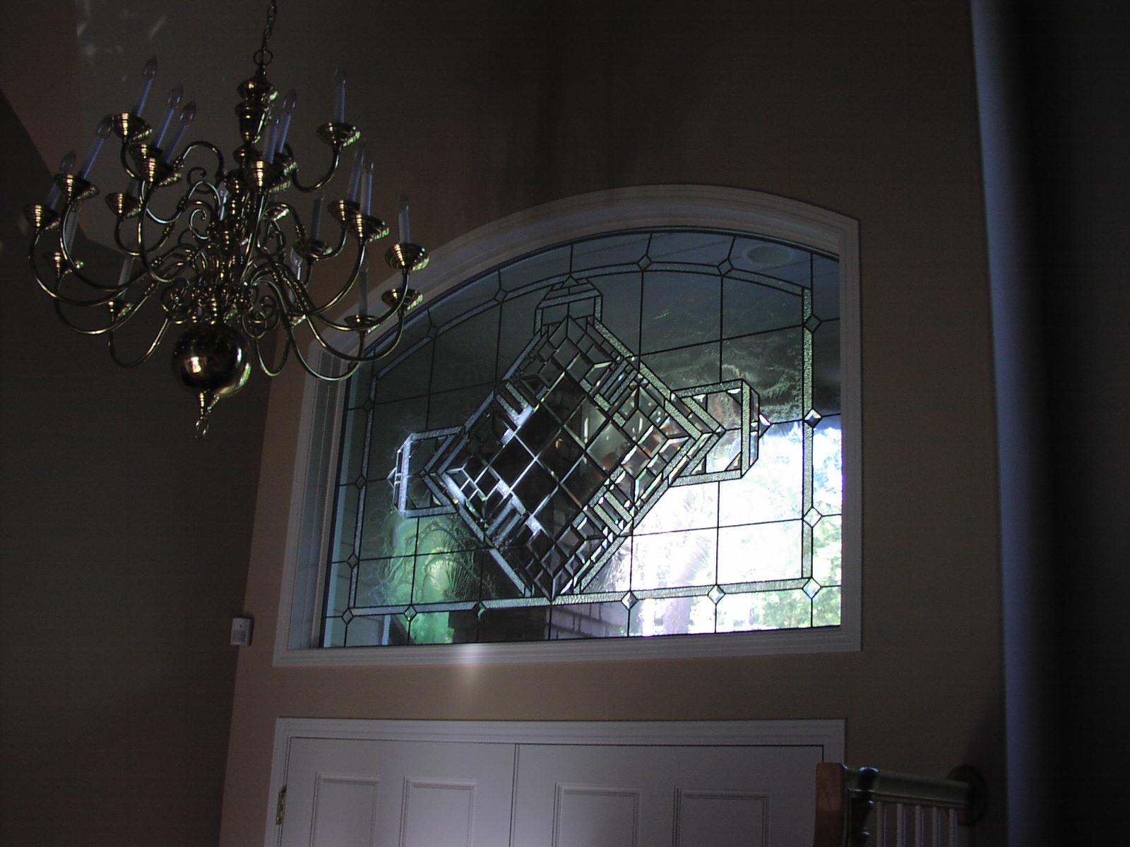 clarks widow above door.JPG