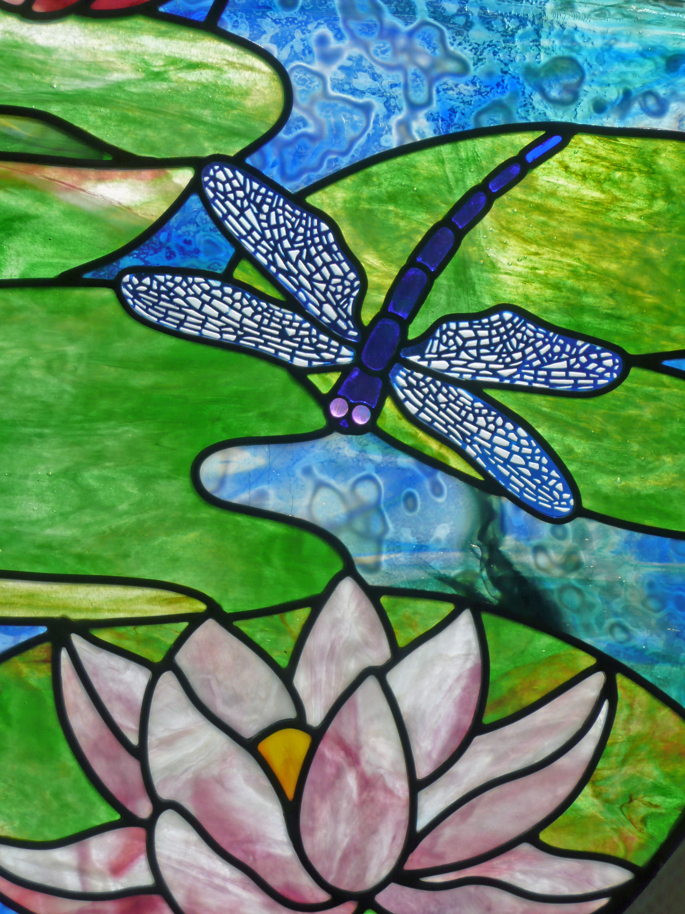 Copy of Lily pad & Dragon Fly window detail.jpg
