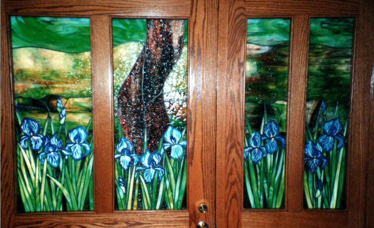 Iriss in a door.jpg