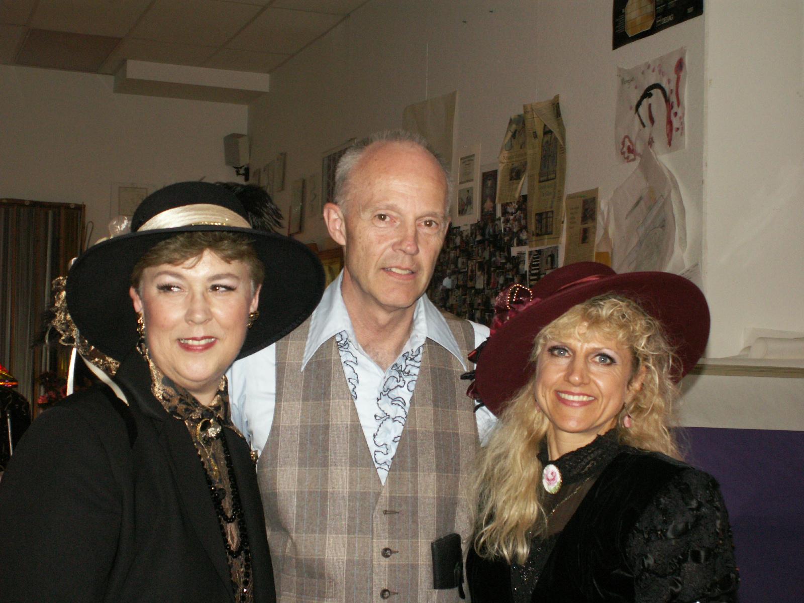 2009 Nancy Alexander with Stan Price and Tami Bogdanoff