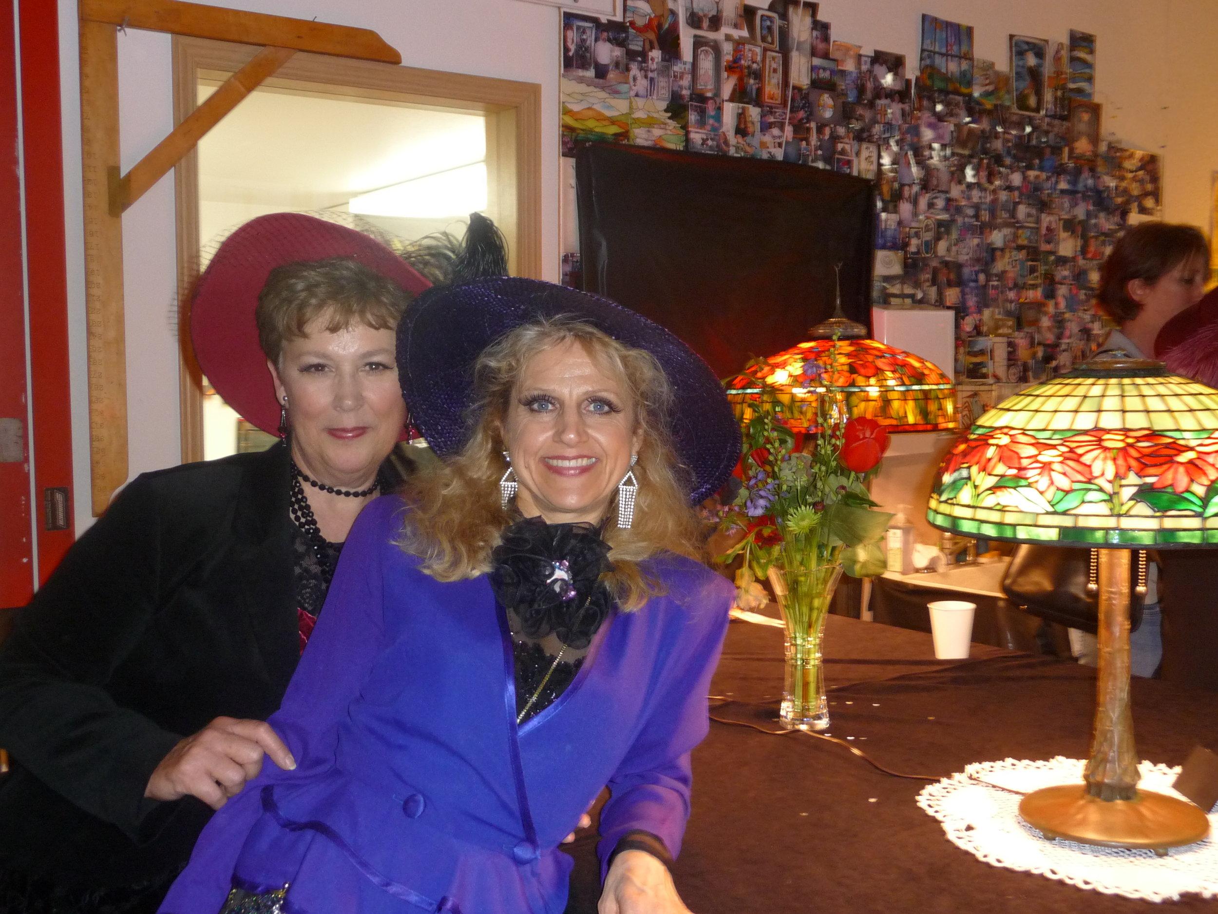 2011 Nancy with Tami