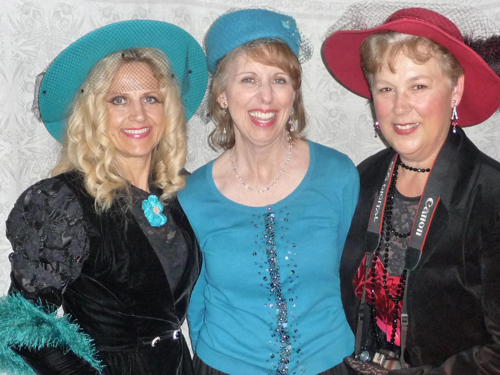 2011 Nancy Alexander with Tami Bogdanoff and Collen Price