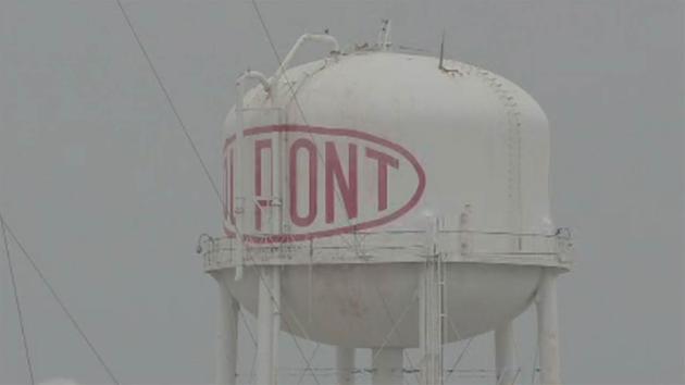 Dupont Chemical Leak