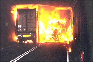 Channel Tunnel Fire