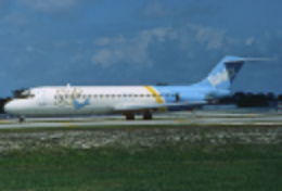 ValuJet DC-9 similar to the plane that crashed.