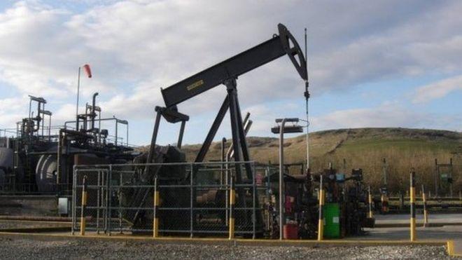 Kimmeridge oilfield was discovered in 1959