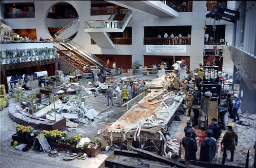 Kansas City hotel disaster 1981