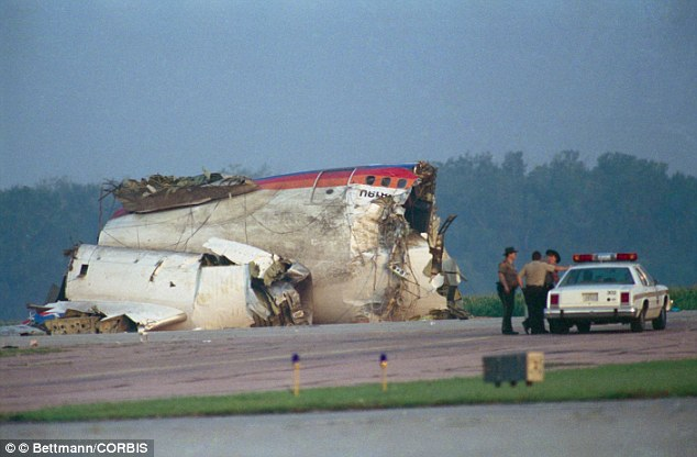 United Airlines, McDonnell Douglas DC10 disaster