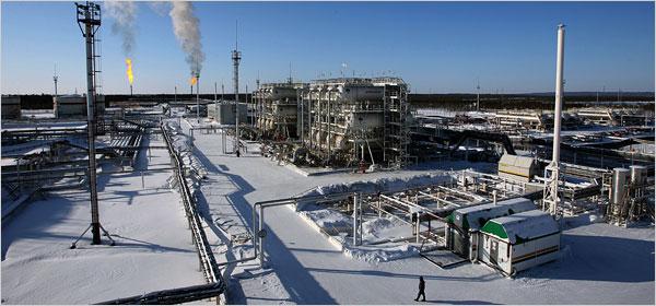 Russia-Priobskoye-oil-field-Siberia