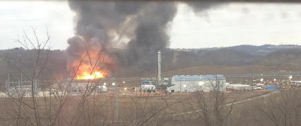 Marshall County pipeline explosion
