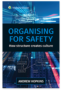 Organising for Safety