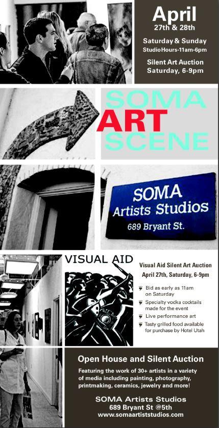 SoMa Art Scene Ad 2013