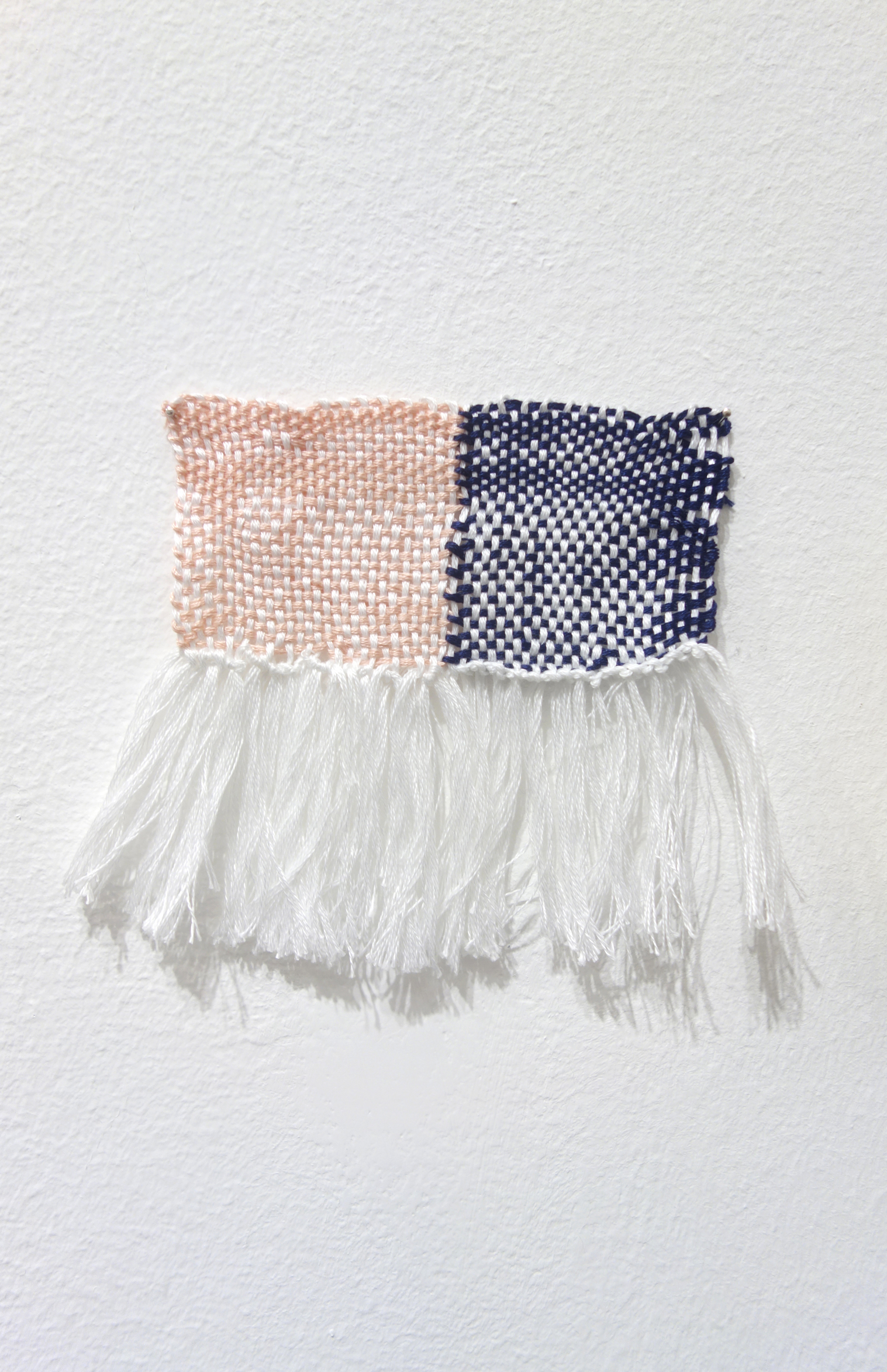 Izziyana Suhaimi, Small Studies of an Everyday Practice III, 2014, Cotton thread; woven, H11 x W10 cm.jpg