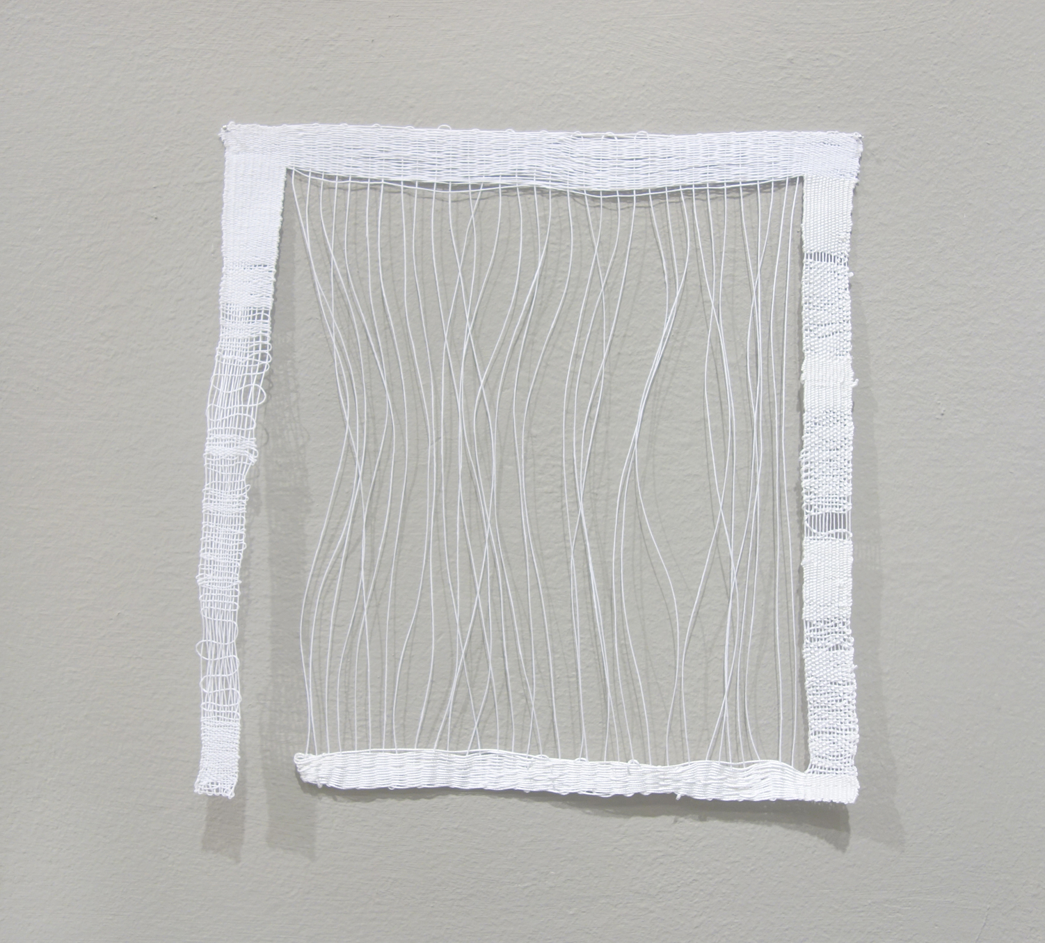 Izziyana Suhaimi, Small Studies of an Everyday Practice VII, 2014, Linen and silk thread; woven, H21 x W19 cm.jpg