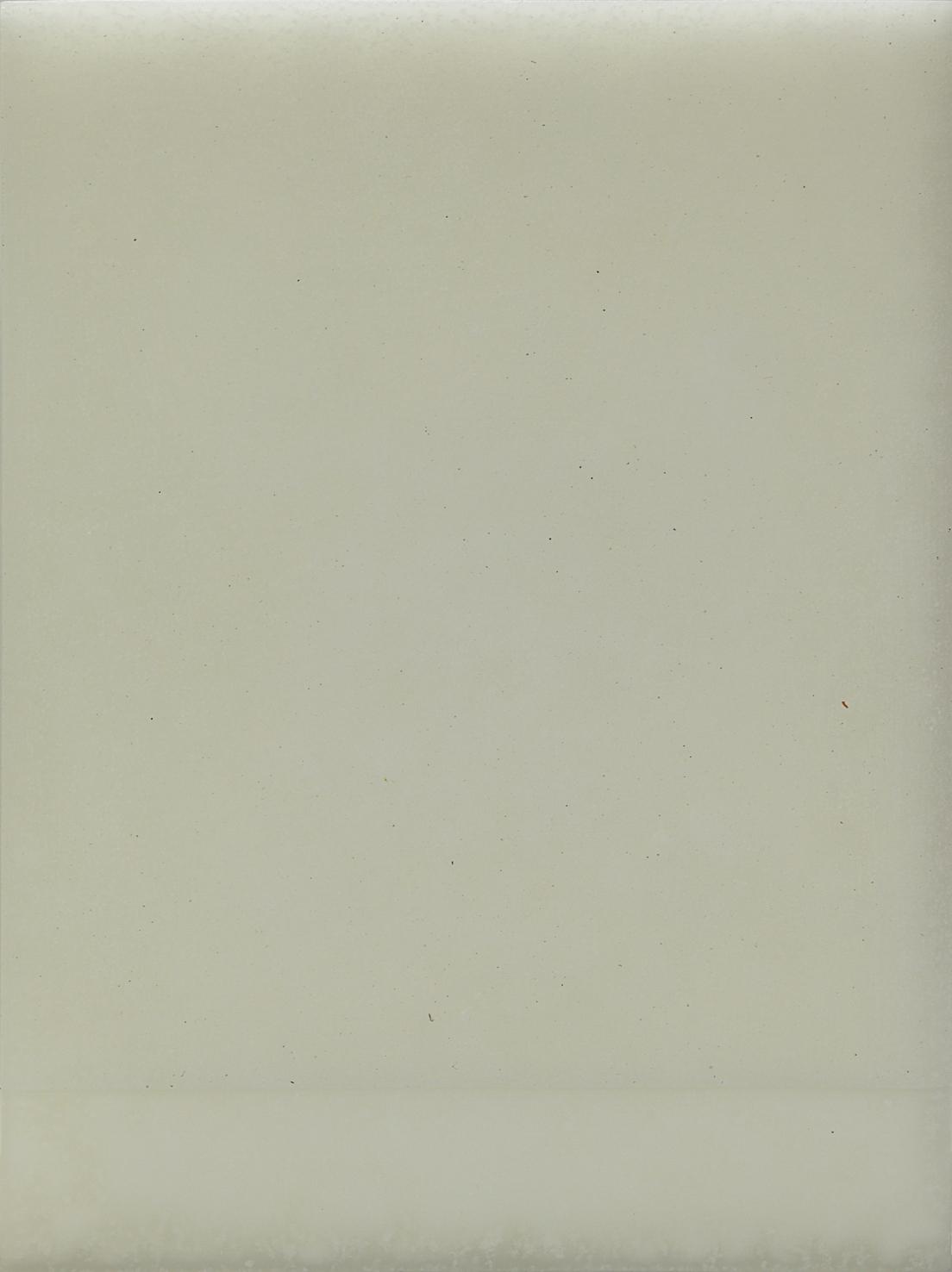 Luke HENG Monologue 2.1 2015 Paraffin wax, beeswax and steel shelf H52 x W39 x D3.5 cm (artwork) H4 x W40 x D5.5 cm (shelf)