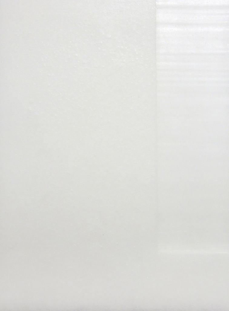 Luke HENG Monologue 2.3 2015 Paraffin wax and steel shelf H52 x W39 x D3.5 cm (artwork) H4 x W40 x D5.5 cm (shelf)