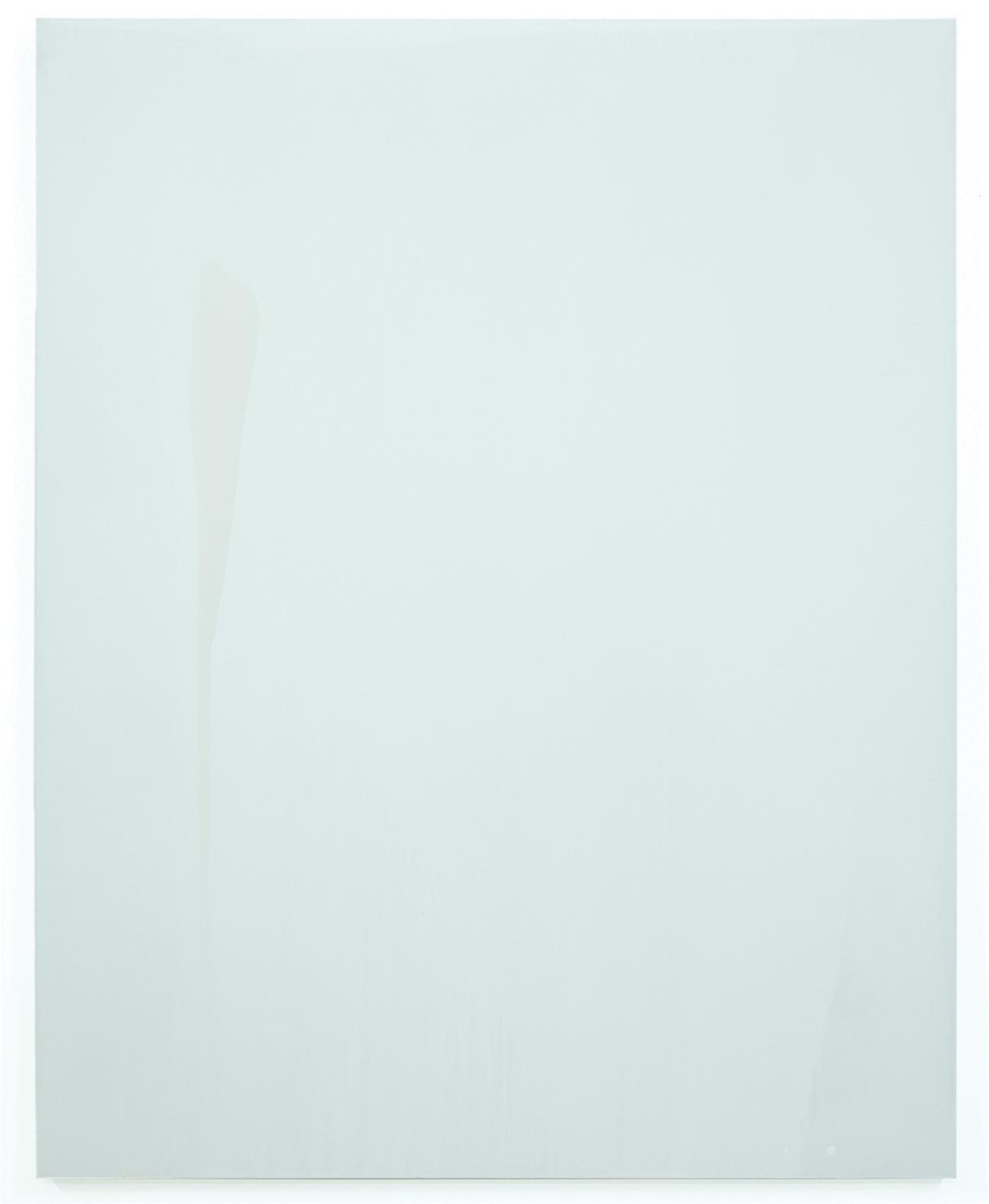 Luke HENG White on White 2015 Oil on linen H170 x W135 xD5 cm