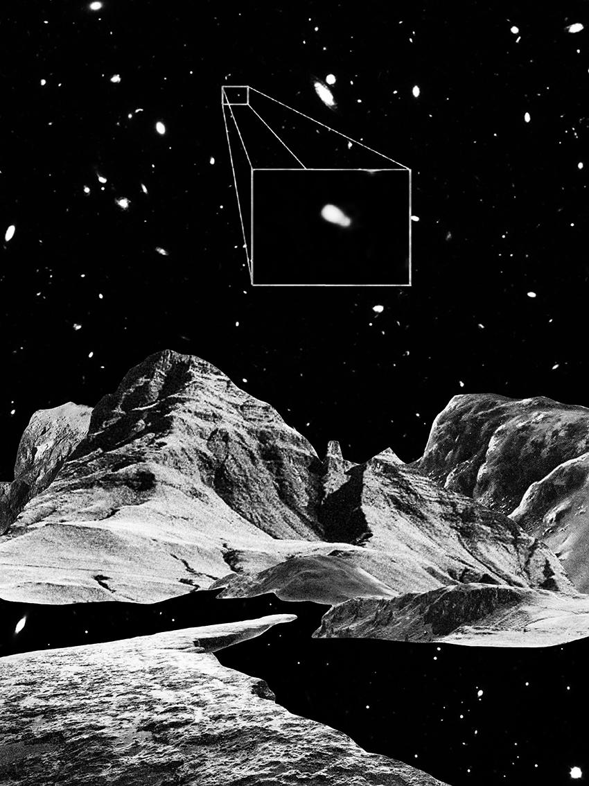 Sebastian Mary TAY  Where Does the Sun Rise; Where Will the Moon Shine #16  2017 Giclée print on lustre paper H28 x W21 cm (artwork)