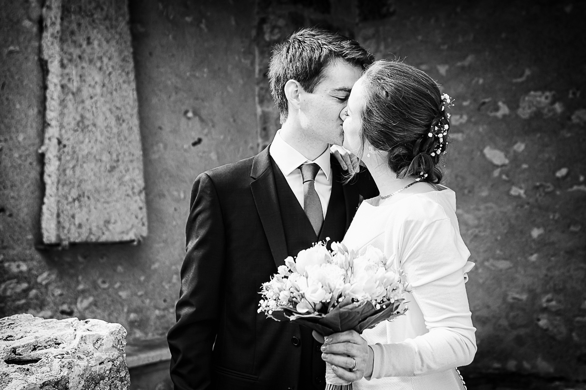 Alix et Thibault - Reportage de Mariage