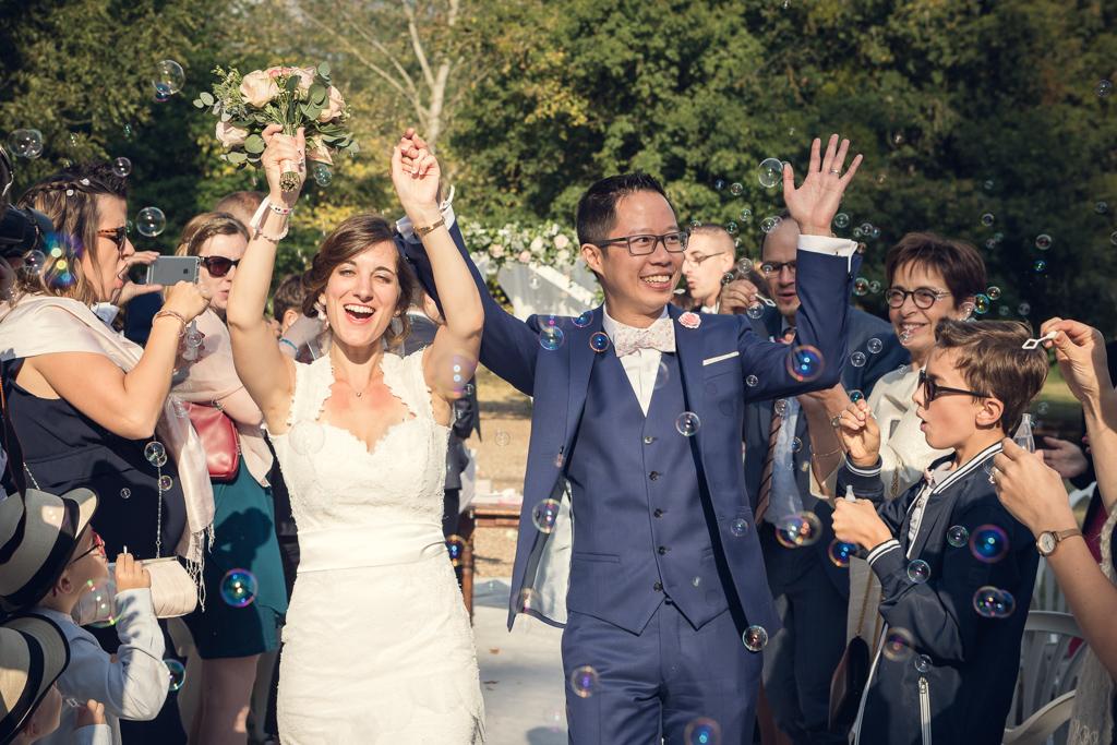Aline et Binh - Reportage de Mariage