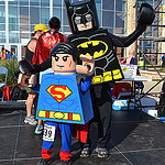 Best Super Family - Lego Superheroes