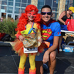 Best Traditional Super Girl - Star Fire - Gabby McMahan